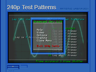 240p test suite - Classic Console Upscaler wiki