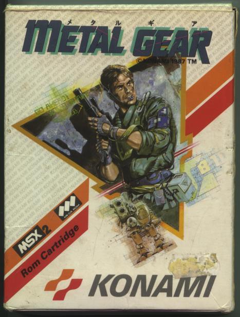 msx european metal gear scans rh junkerhq net Metal Gear 3 Metal Gear Solid 2