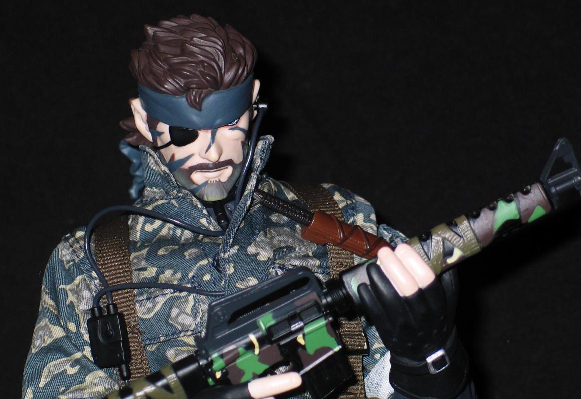 [NewSoul] Metal Gear - Metal Boss 1/6 scale CloseUp