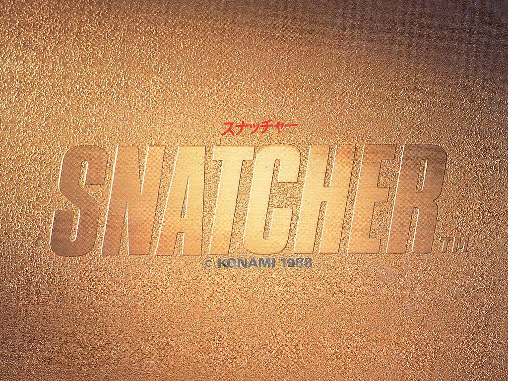 MSX Snatcher